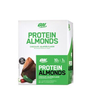 Protein Almonds - Chocolate Jalapeño FlavorChocolate Jalapeno Flavor | GNC