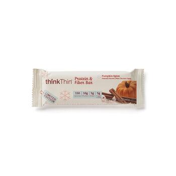 Limited Edition Lean Protein & Fiber™ Bars - Pumpkin SpicePumpkin Spice | GNC