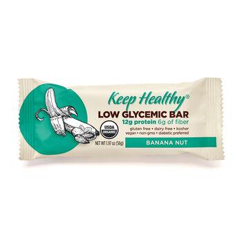 Low Glycemic Bar - Banana NutBanana Nut | GNC