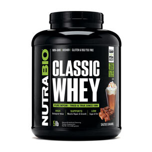 Classic Whey - Salted CaramelSalted Caramel | GNC