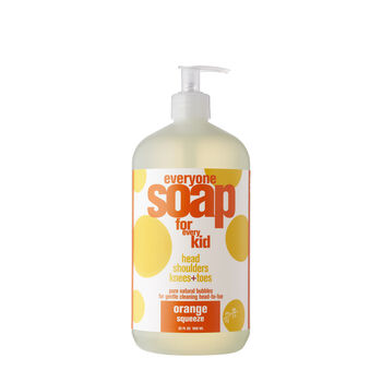 Kids Soap - Orange SqueezeOrange Squeeze | GNC
