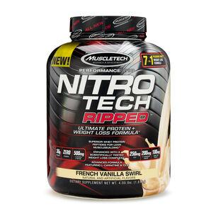 Nitro-Tech™ Ripped - French Vanilla SwirlFrench Vanilla Swirl | GNC