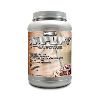Amplify® Smoothie - Sweet Cinnamon Roll (California Only) | GNC