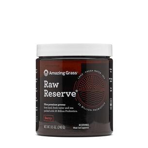 Raw Reserve - Berry | GNC