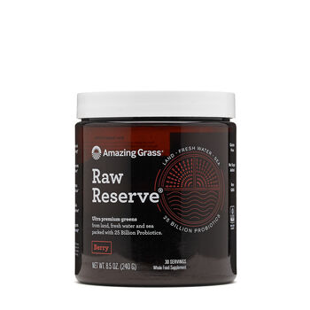 Raw Reserve - Berry | GNC