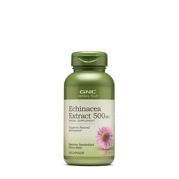Echinacea Extract 500 MG | GNC