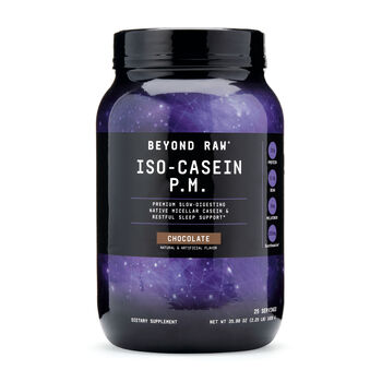 ISO-Casein P.M. ChocolateChocolate | GNC