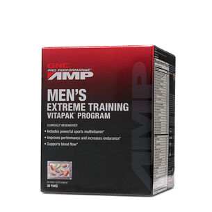 Men's Extreme Training Vitapak® Program | GNC