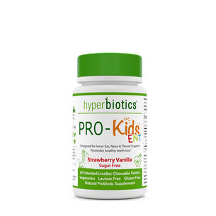 PRO-Kids® ENT - Strawberry Vanilla | GNC