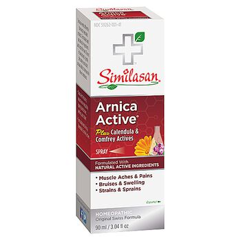Arnica Active® Plus Calendula & Comfre Actives | GNC