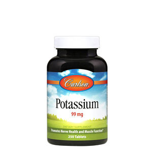 Potassium 99 mg | GNC