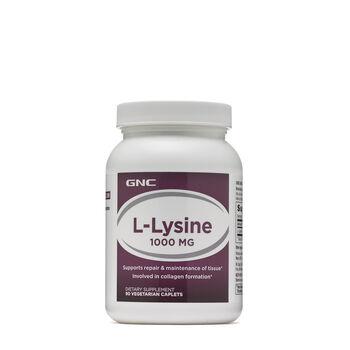 L-Lysine 1000 MG | GNC