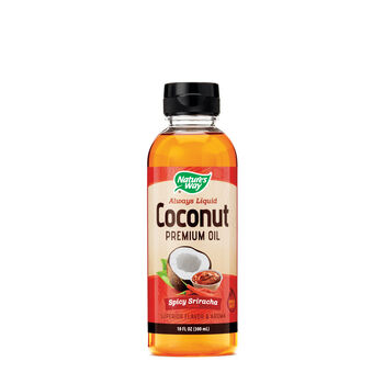 Coconut Premium Oil - Spicy Sriracha   GNC