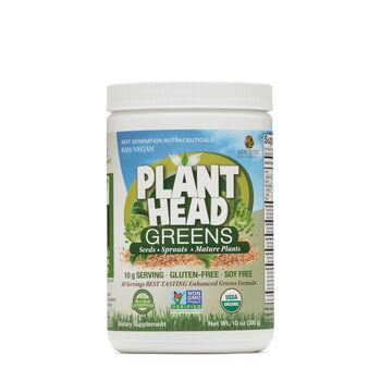Plant Head Greens Organic Earth Mix | GNC