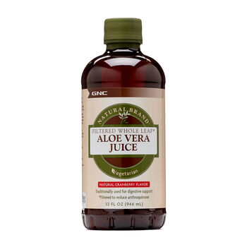 Aloe Vera Juice - CranberryCranberry | GNC