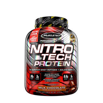 Does nitro tech work