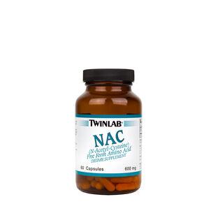 NAC (N-Acetyl-Cysteine)   GNC