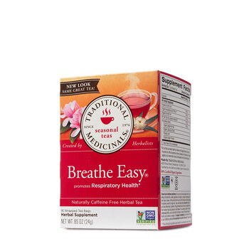 Breathe Easy® | GNC