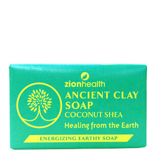 Ancient Clay Soap Coconut Shea | GNC
