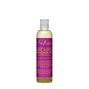 Superfruit Multi-Vitamin Firming Bath, Body & Massage Oil   GNC