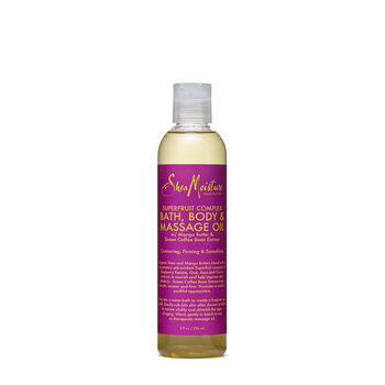 Superfruit Multi-Vitamin Firming Bath, Body & Massage Oil | GNC