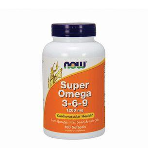 Super Omega 3-6-9 1200 mg | GNC