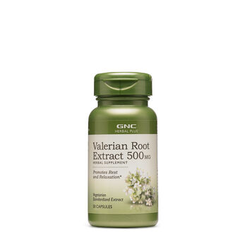 Valerian Root Extract 500 MG | GNC
