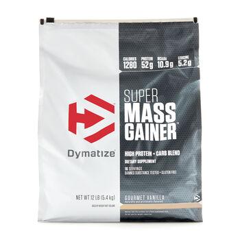 Super Mass Gainer - Gourmet VanillaGourmet Vanilla | GNC