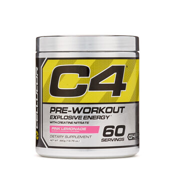 C4® - Pink LemonadePink Lemonade | GNC