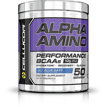 Alpha Amino™ - Icy Blue RazzIcy Blue Razz | GNC