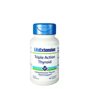 Triple Action Thyroid   GNC