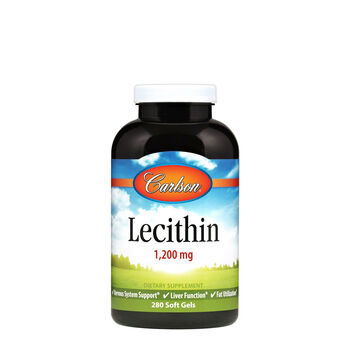 Lecithin 1200 mg | GNC