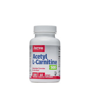 Acetyl L-Carnitine 500 MILLIGRAMS | GNC