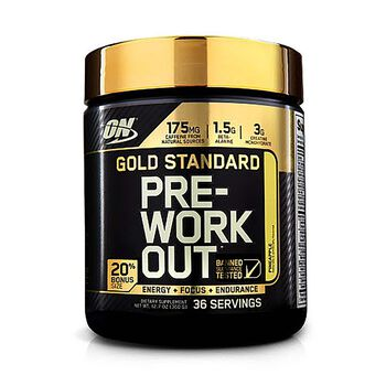 Gold Standard Pre-Workout™ - Pineapple - Exclusive 20% More Free Bonus SizePineapple | GNC