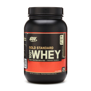 100% Whey Gold Standard™ Double Rich ChocolateDouble Rich Chocolate | GNC