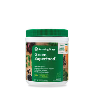 Green SuperFood® All Natural Drink Powder | GNC
