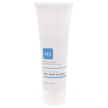 145 Intelligent Skincare for Men - Just One Wash for Hair and Body | GNC