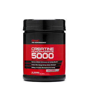 Creatine Monohydrate 5000- Fruit PunchFruit Punch | GNC