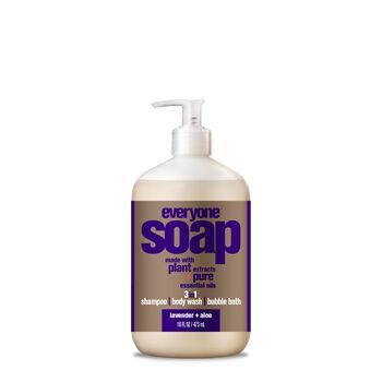 3 in 1 Soap - Lavander and AloeLavender and Aloe | GNC