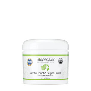 Gentle Touch™ Sugar Scrub | GNC
