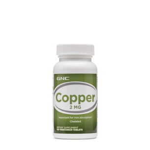 Copper 2 MG | GNC