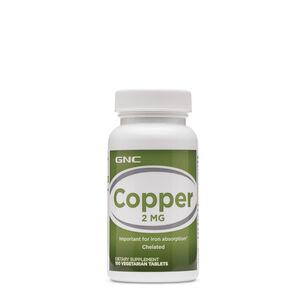 GNC Copper 2 MG