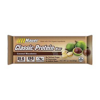 Classic Protein Bar - Caramel MacadamiaCaramel Macadamia | GNC