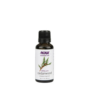 100% Pure Cedarwood | GNC