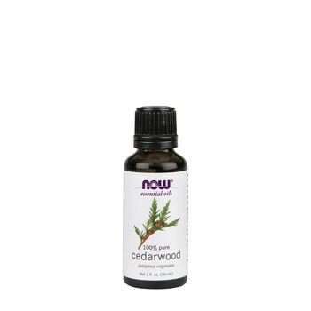 100% Pure Cedarwood | GNC