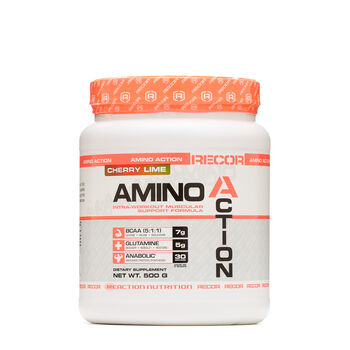 Amino Action - Cherry LimeCherry Lime | GNC