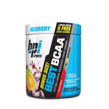 Best BCAA™ - Fruit PunchFruit Punch | GNC