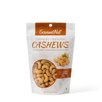 100% All Natural Cashews | GNC