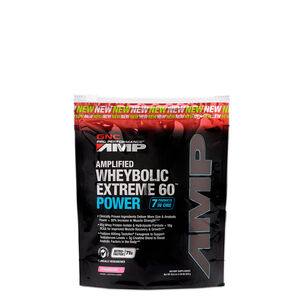 Amplified Wheybolic Extreme 60™ Power - StrawberryStrawberry | GNC