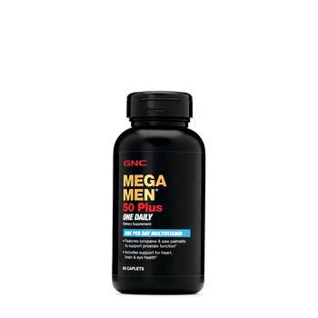 Mega Men® 50 Plus One Daily | GNC